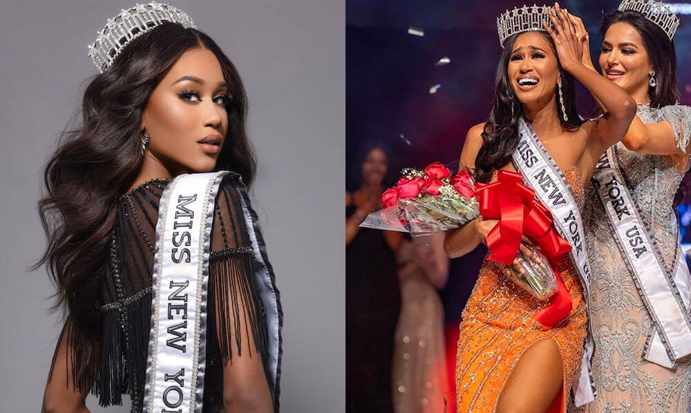 Interview with Andreia Gibau, Miss New York USA