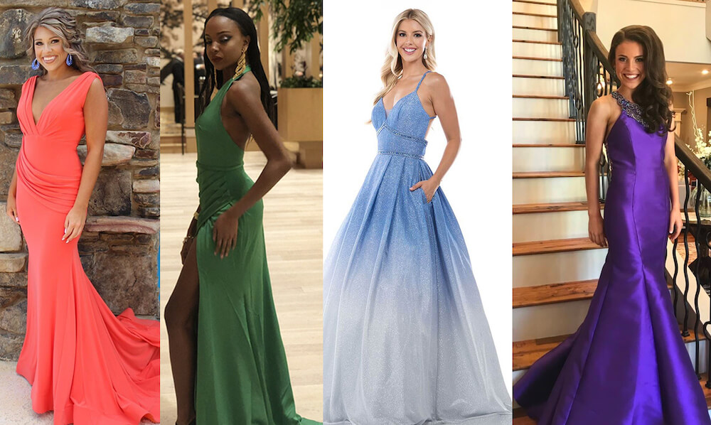 How Prom And Prom Dresses Changed Over The Years