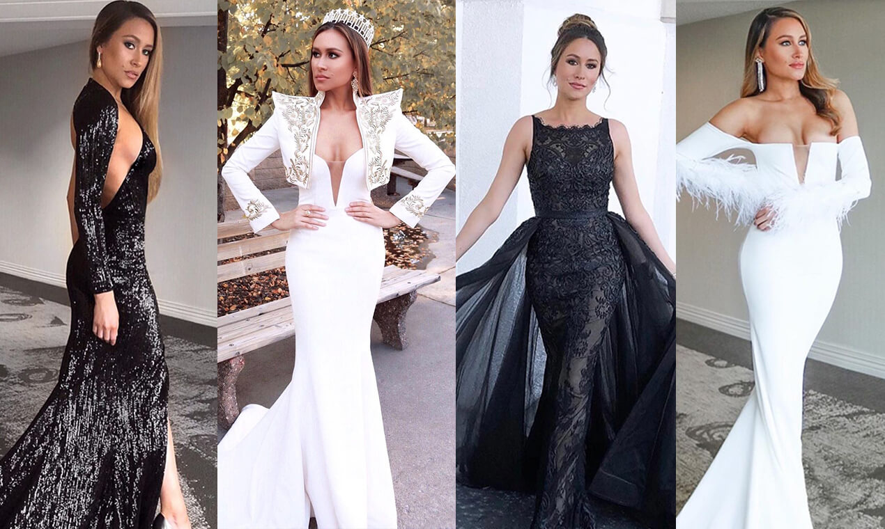 How To Style A Gown