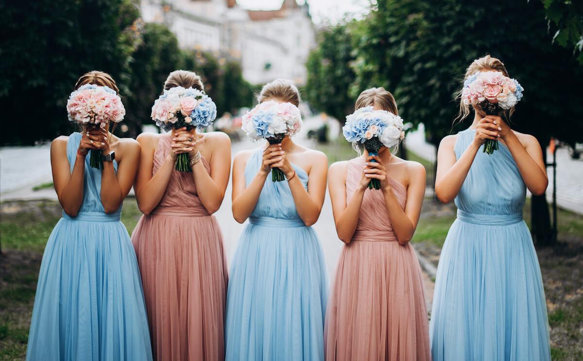 Ideas for Bridesmaid Dress Themes