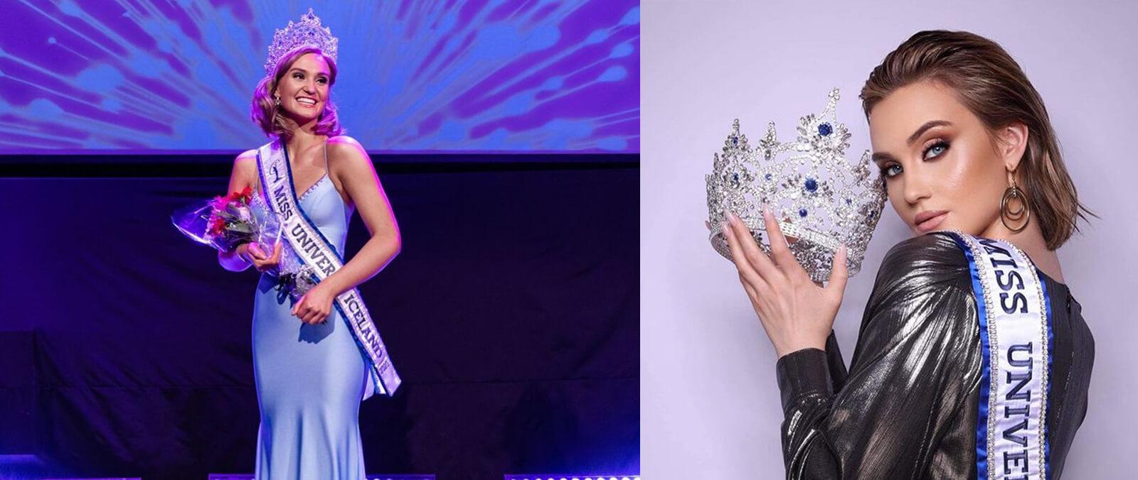 Interview with Elisabet Hulda, Miss Universe Iceland 2020