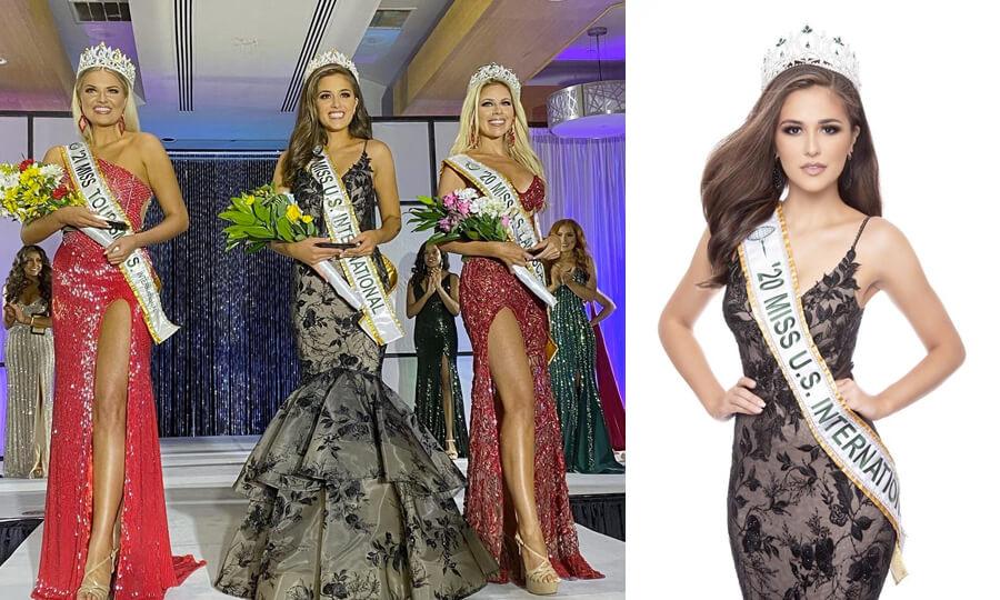 Interview with Maritsa Platis, Miss US International