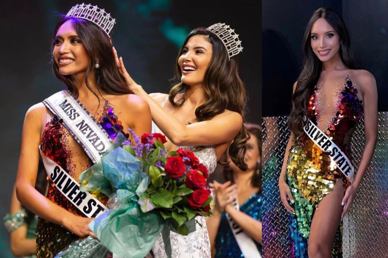 Kataluna Enriquez: Filipino-American and Nevada Native is Crowned First Transgender Miss USA Contestant