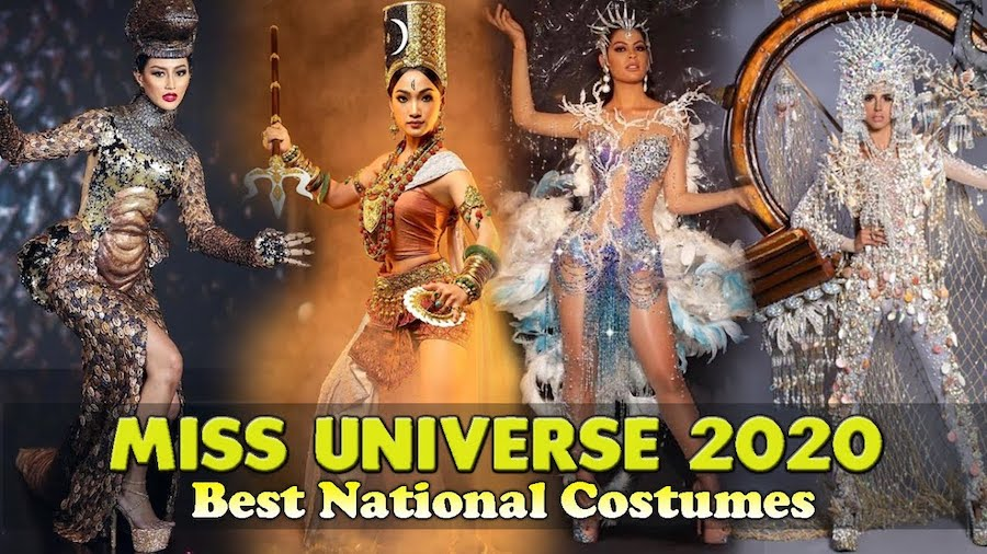 Miss Universe 2021 National Costume
