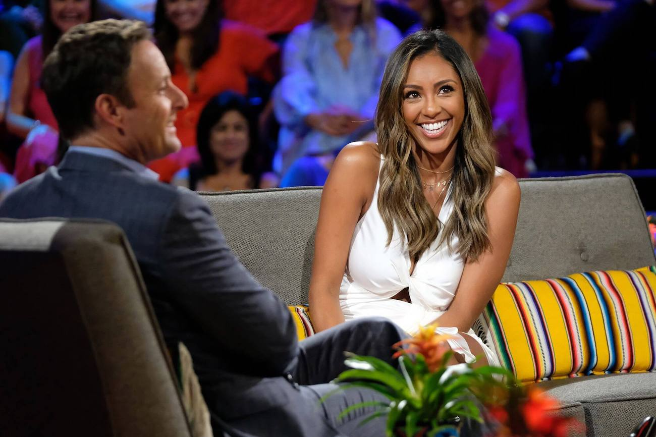 The Bachelorette: Intro to Tayshia Adams