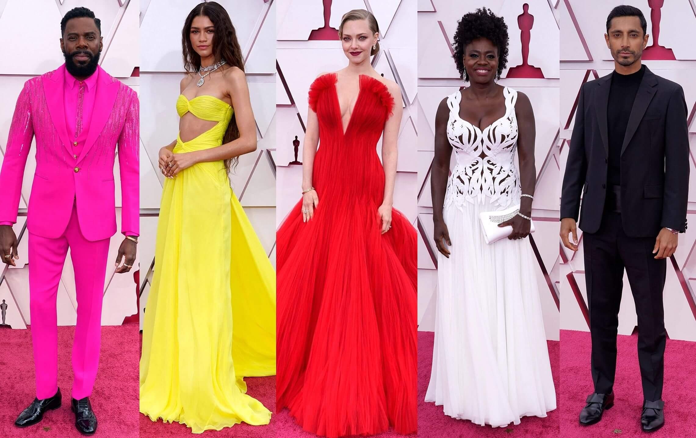 The Oscars 2021, 93rd Academy Awards: Best Dressed