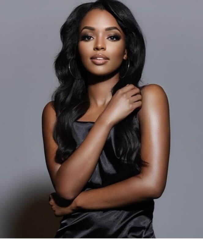 Miss USA 2020, Asya Danielle Branch
