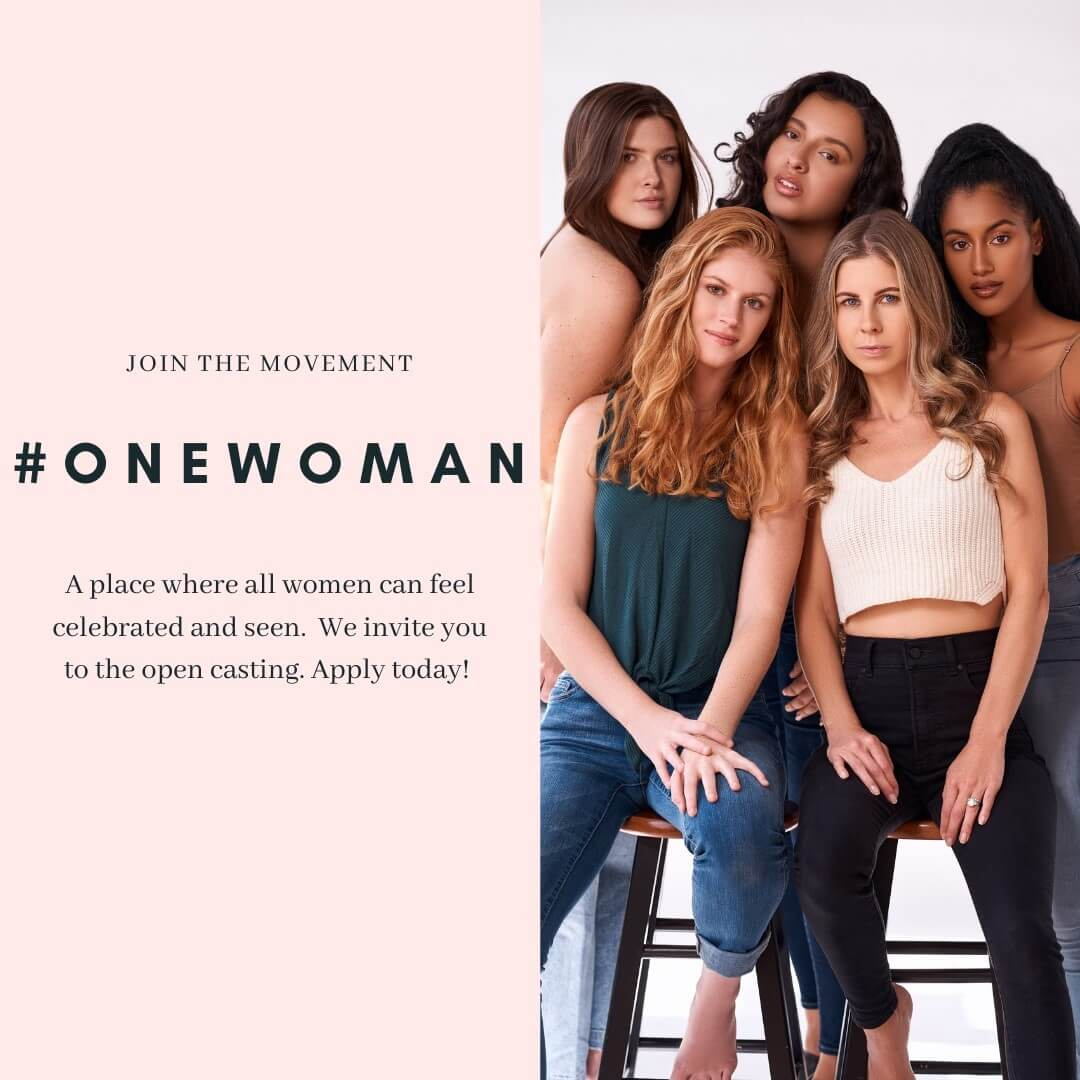 Claudia Engelhardt started the #onewomanmovement to empower body acceptance