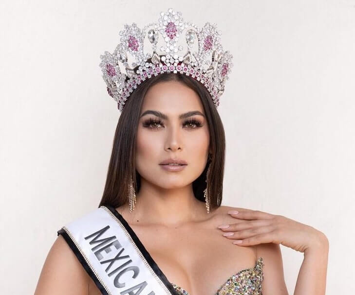 Andrea Meza, Miss Universe Mexico