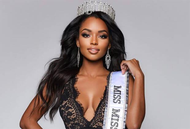Asya Branch, Miss USA