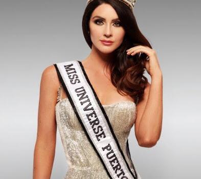 Estefania Soto Torres, Miss Universe Puerto Rico