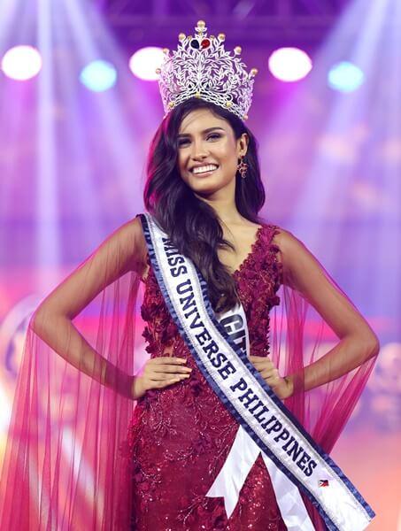 Rabiya Mateo, Miss Universe Philippines