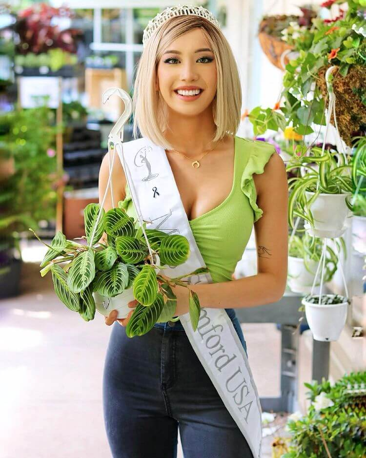 Renee Reyes, horticulturalist and alopecia advocate
