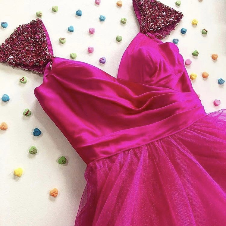 Sherri Hill Pink Size 0 Jewelled Pageant Short Height Ball gown on Queenly