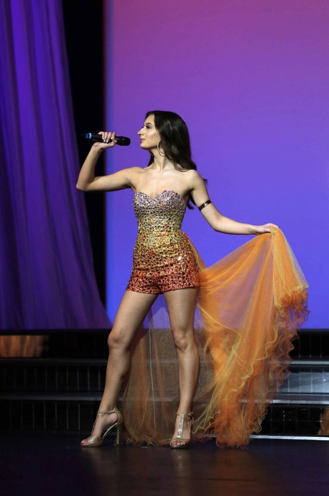 Orange Size 00 Romper/Jumpsuit Dress on Queenly