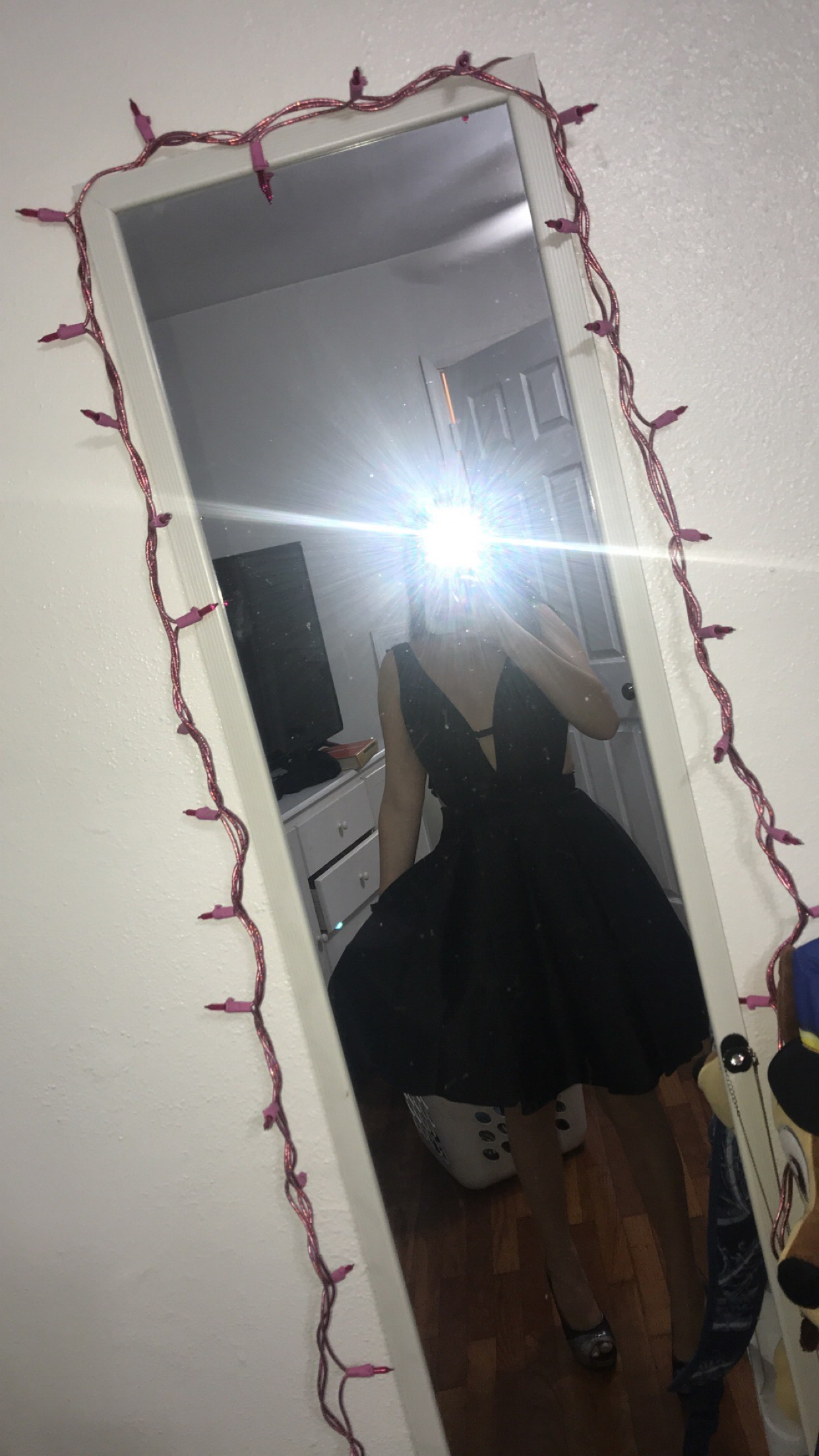Sherri Hill Black Size 00 V Neck Homecoming Pockets Cocktail Dress on Queenly