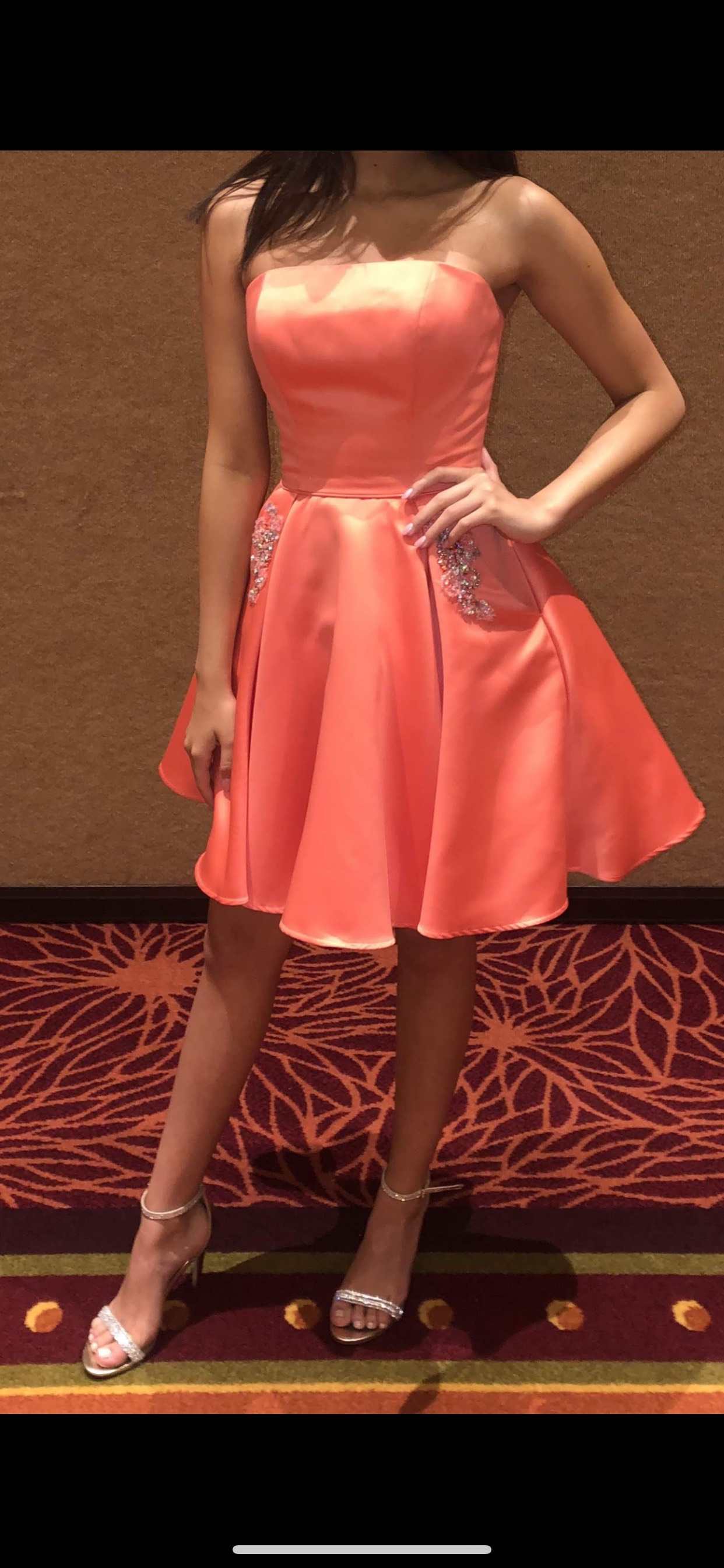 Pink Size 2 Cocktail Dress on Queenly