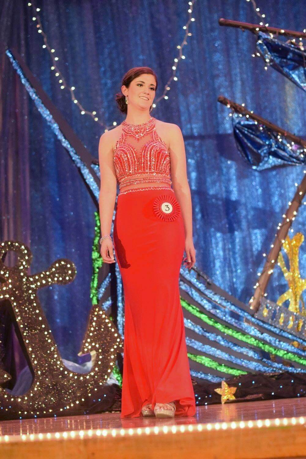 Tony Bowls Red Size 6 Jersey Straight Dress on Queenly