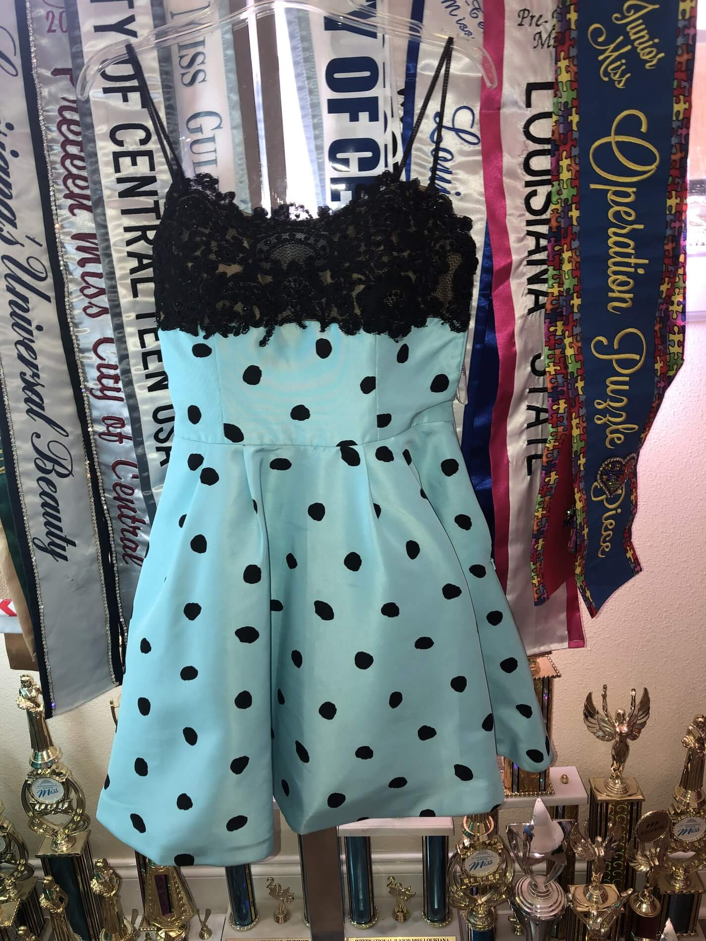 Sherri Hill Blue Size 0 Homecoming Cocktail Dress on Queenly