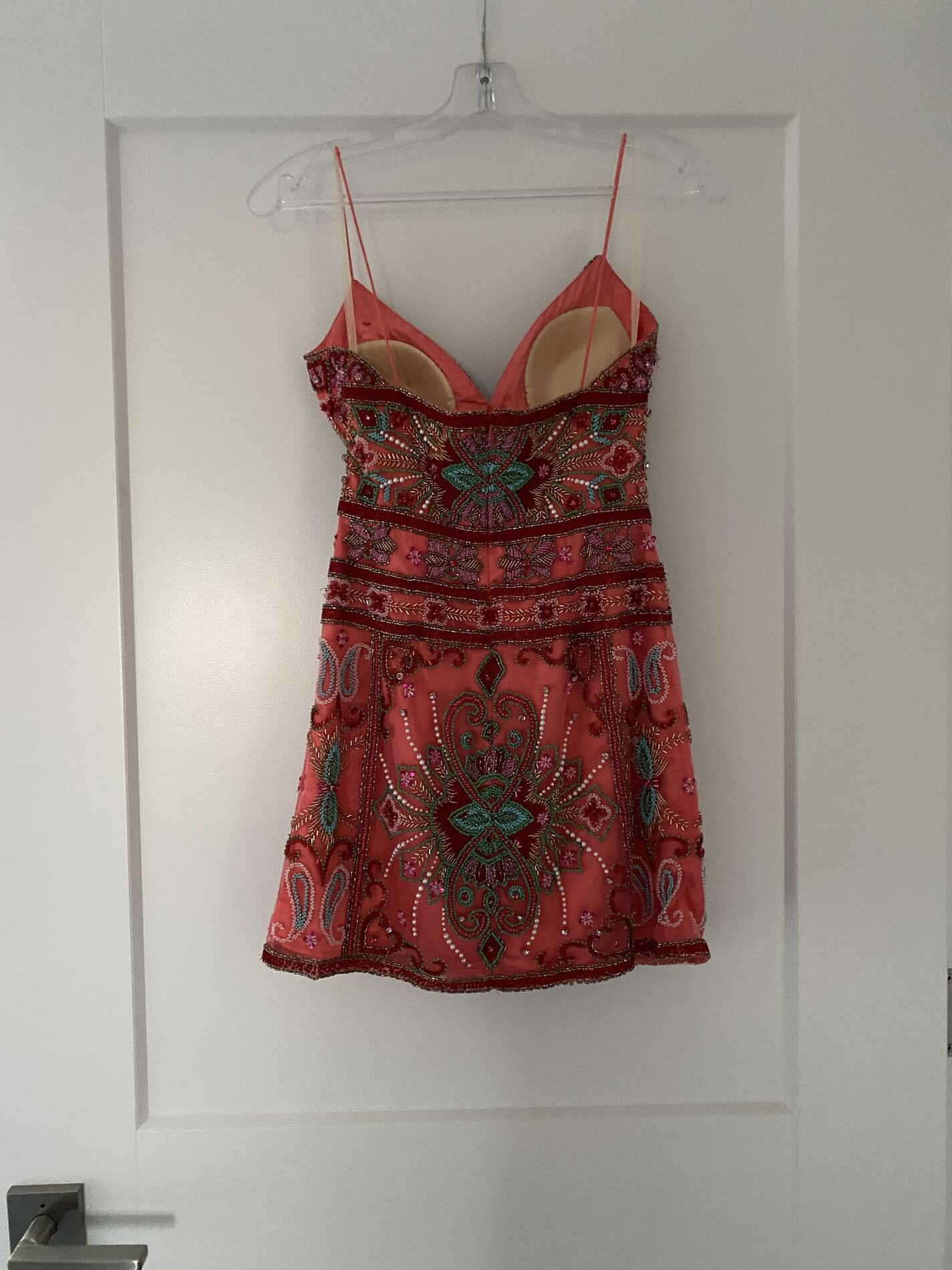 Multicolor Size 00 Cocktail Dress on Queenly