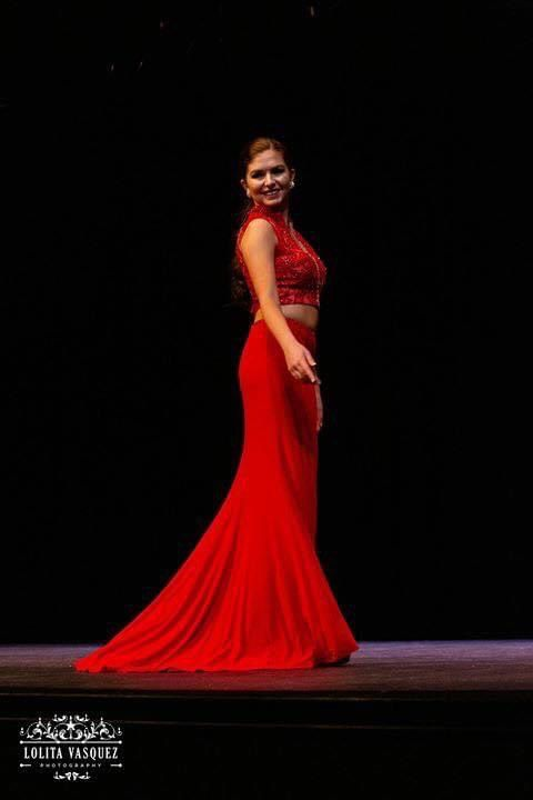 Tiffany Designs Red Size 2 Plunge Pageant Side slit Dress on Queenly