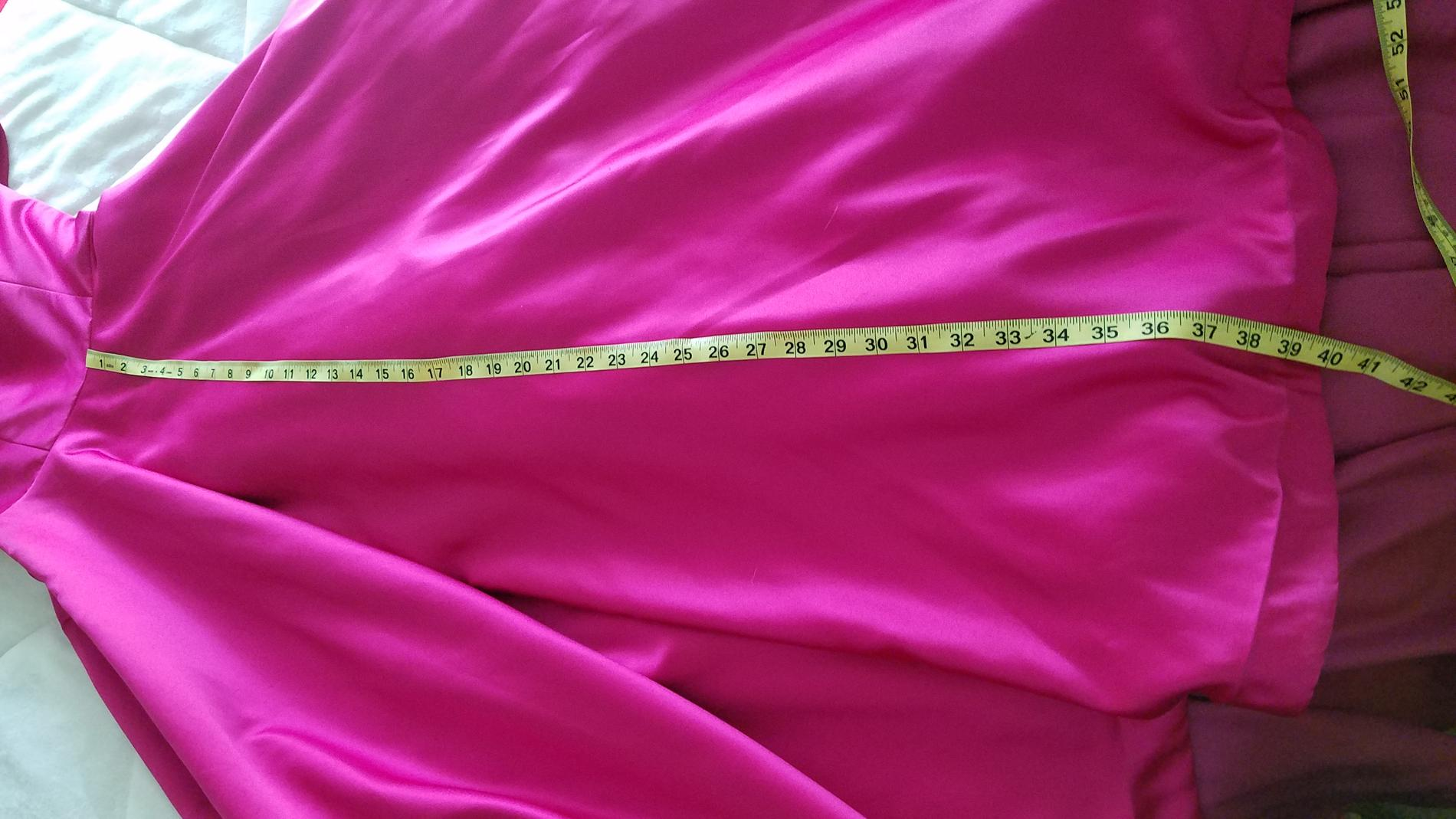 Ashley Lauren Pink Size 0 Pageant A-line Dress on Queenly
