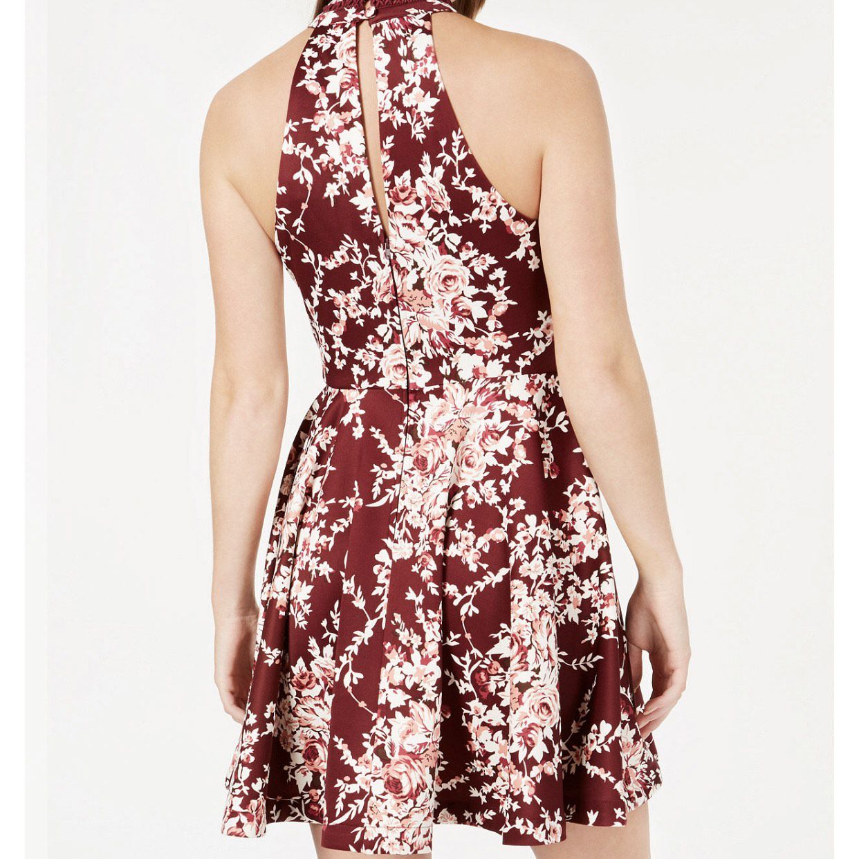 B. Darlin Red Size 2 Wedding Guest Cocktail Dress on Queenly