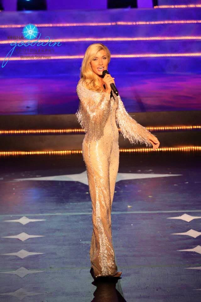 Shawn Yearick Nude Size 4 Pageant Tall Height Custom Jumpsuit Dress on Queenly