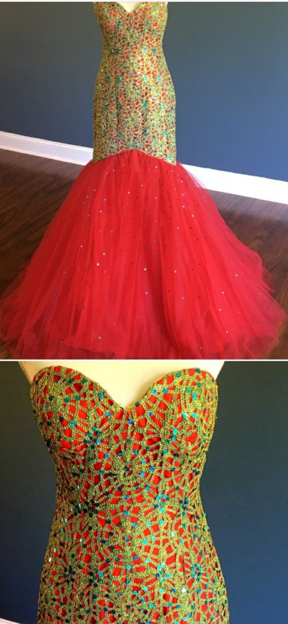 Nox Multicolor Size 8 Prom Corset Mermaid Dress on Queenly