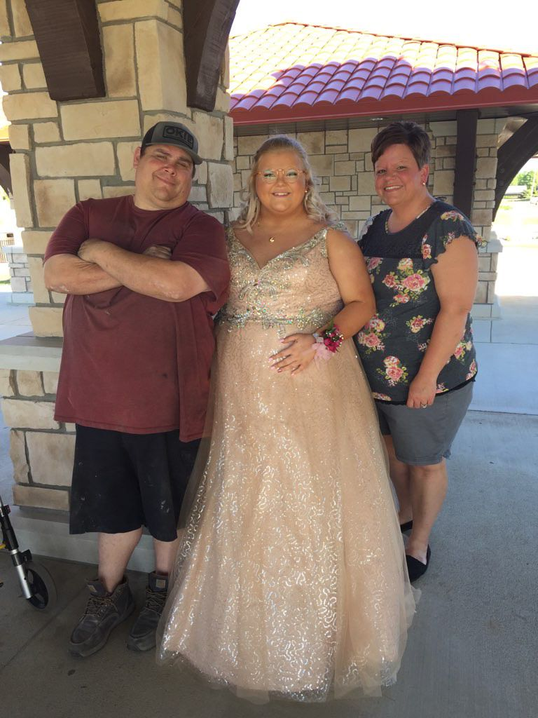 Nude Size 28 Ball gown on Queenly