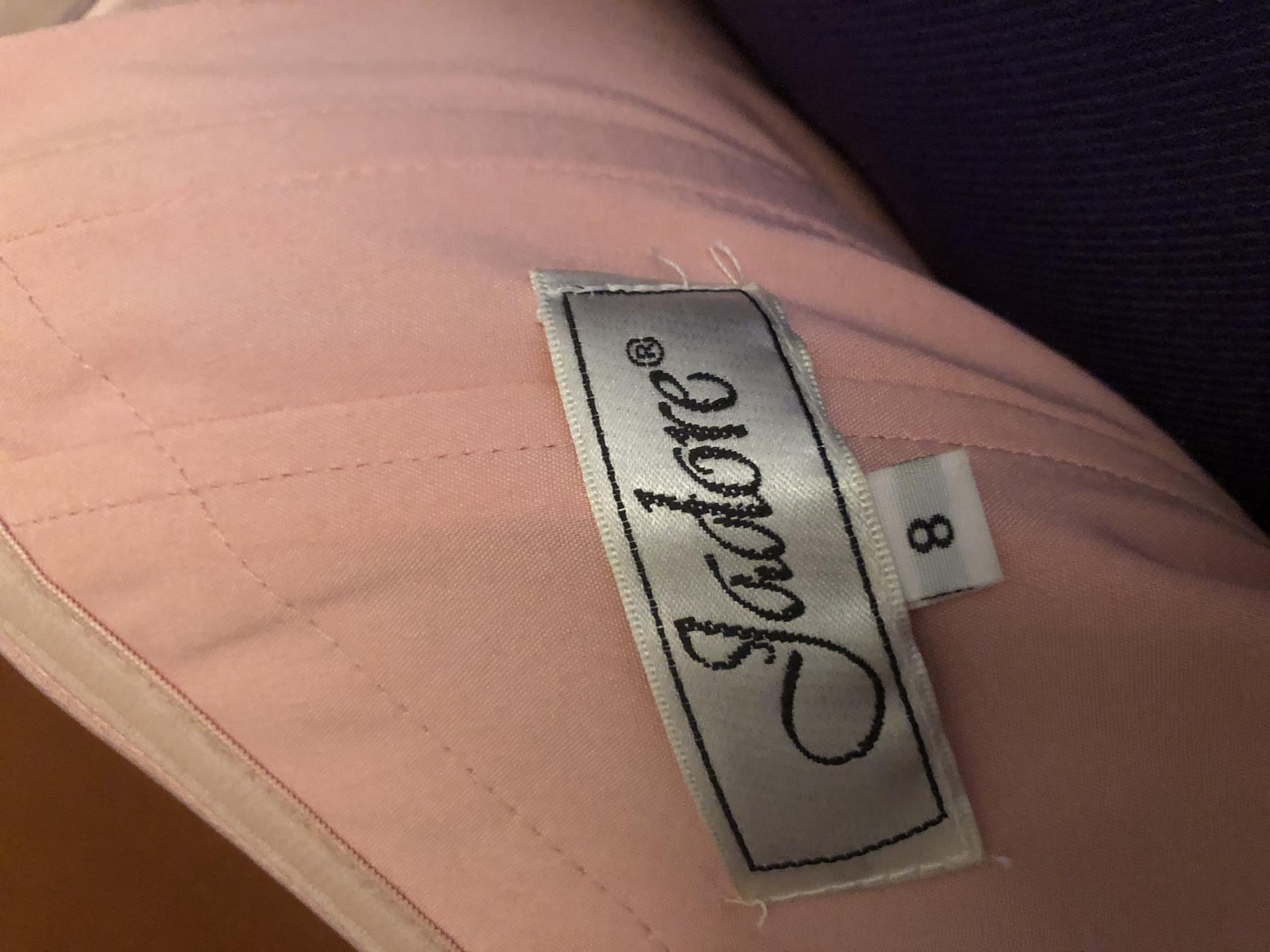Pink Size 8 Side slit Dress on Queenly