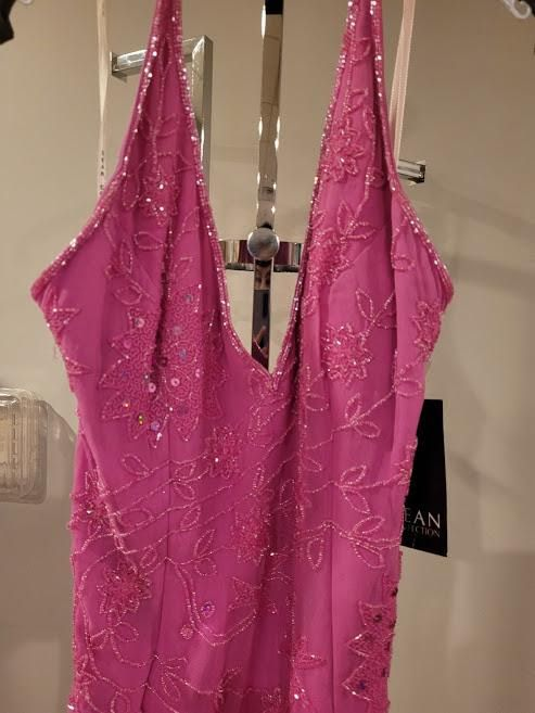 Sean Collection Pink Size 8 Tall Height Straight Dress on Queenly
