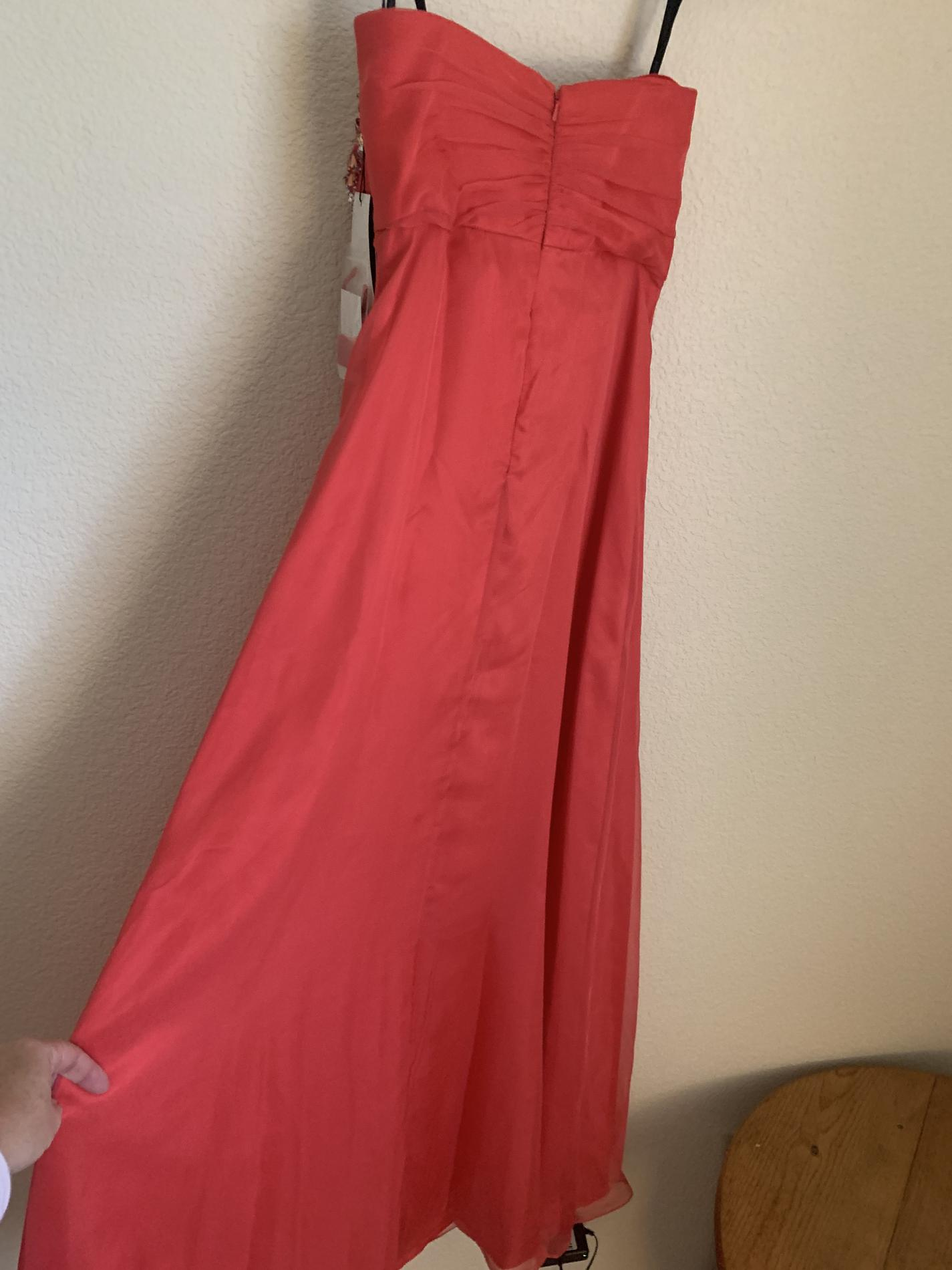 Alyce Paris Pink Size 6 Pageant Tall Height Straight Dress on Queenly