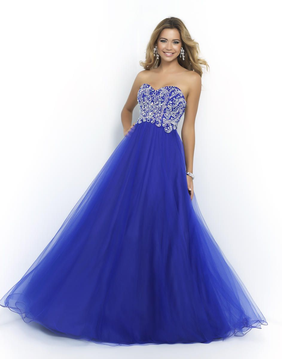 Style 5425 Blush Prom Blue Size 16 Pageant Plus Size Tall Height A-line Dress on Queenly