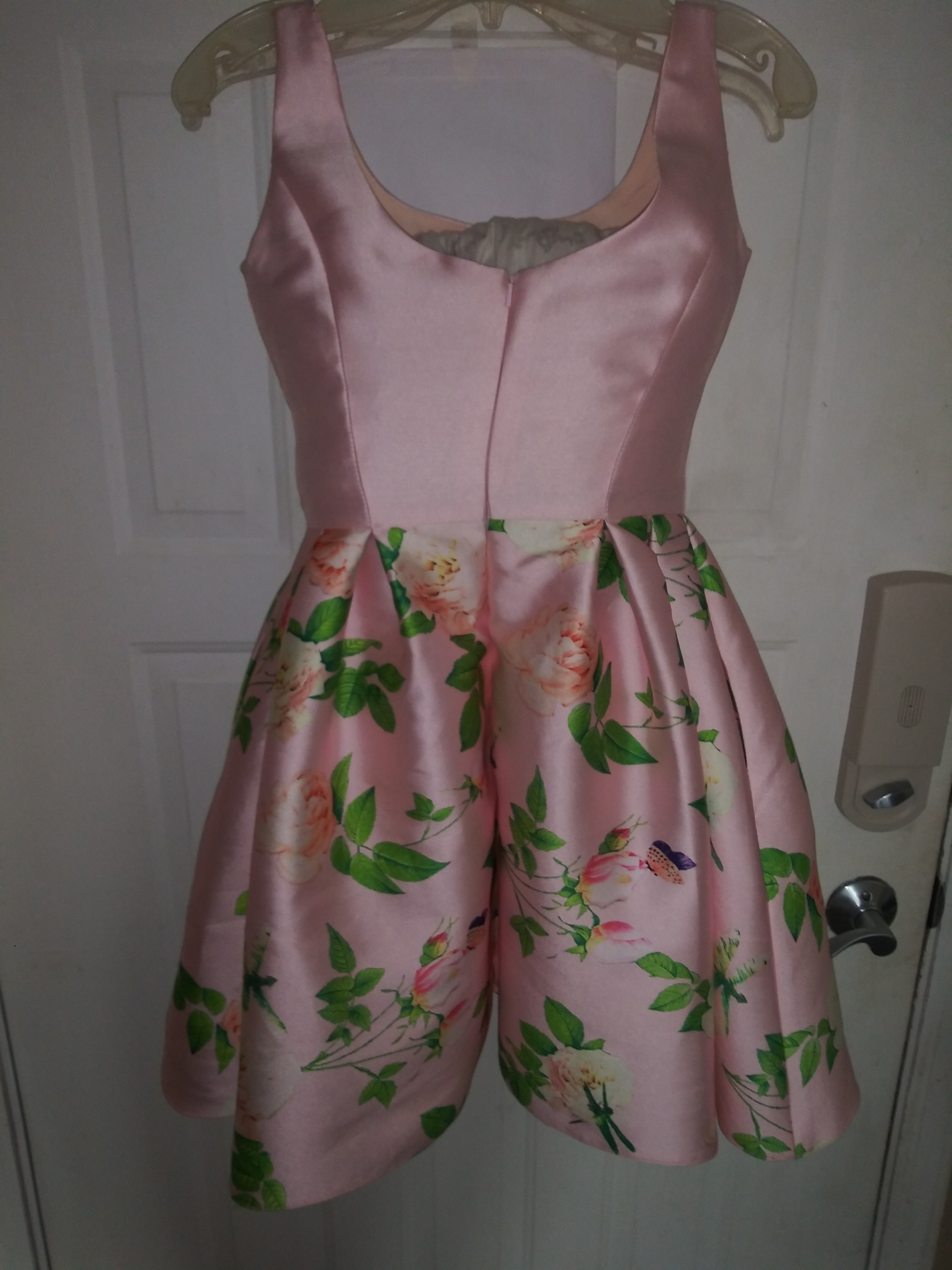 Mac Duggal Pink Size 0 Macduggal Wedding Guest Cocktail Dress on Queenly