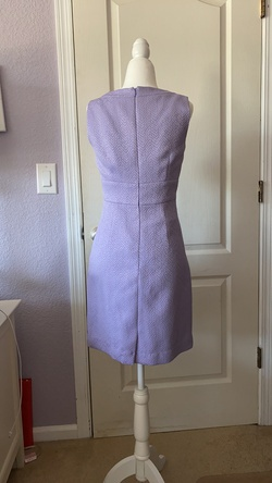 Tahari Purple Size 2 Interview Pageant Cocktail Dress on Queenly