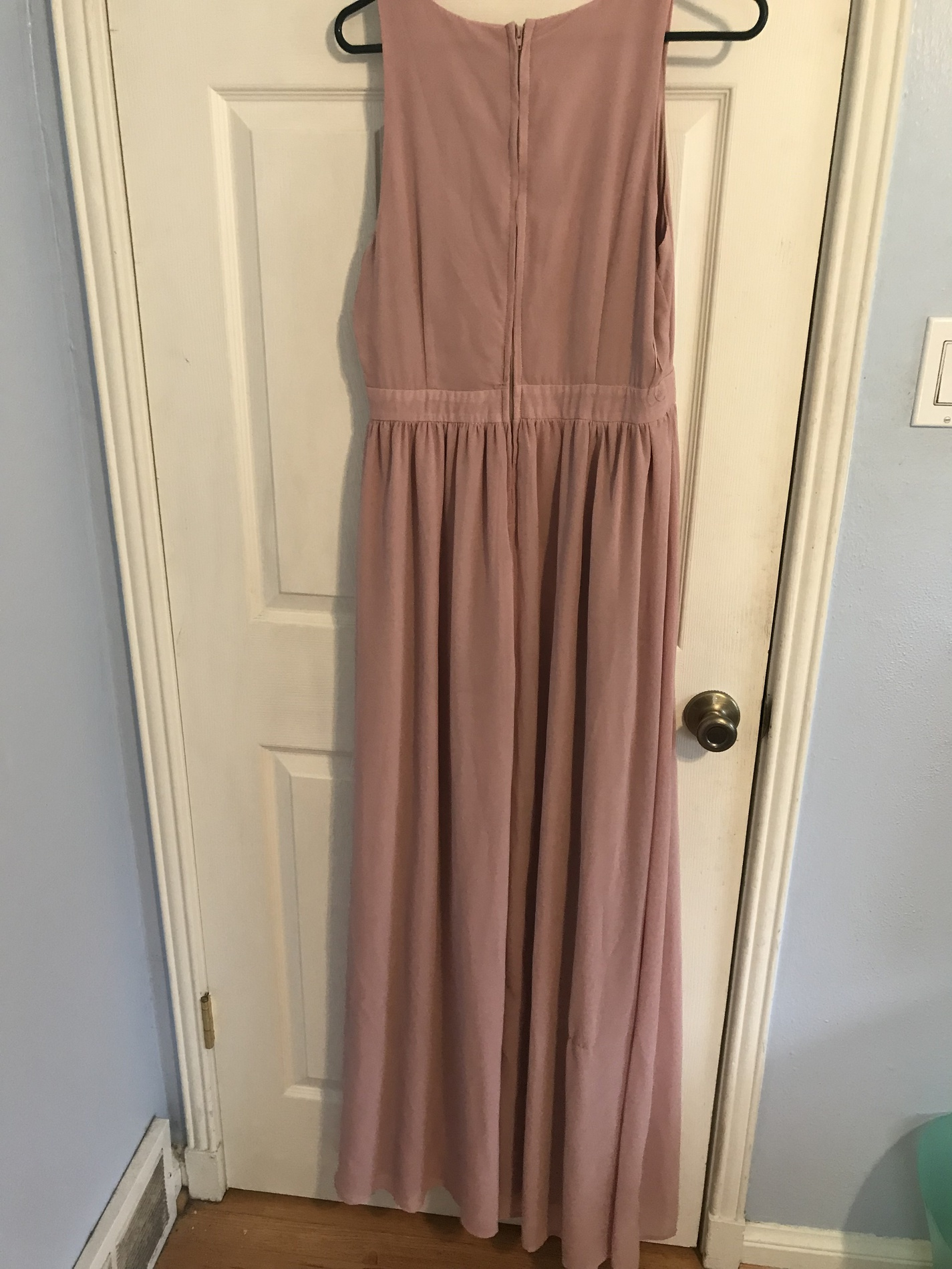 Windsor Pink Size 14 Homecoming Straight Dress on Queenly