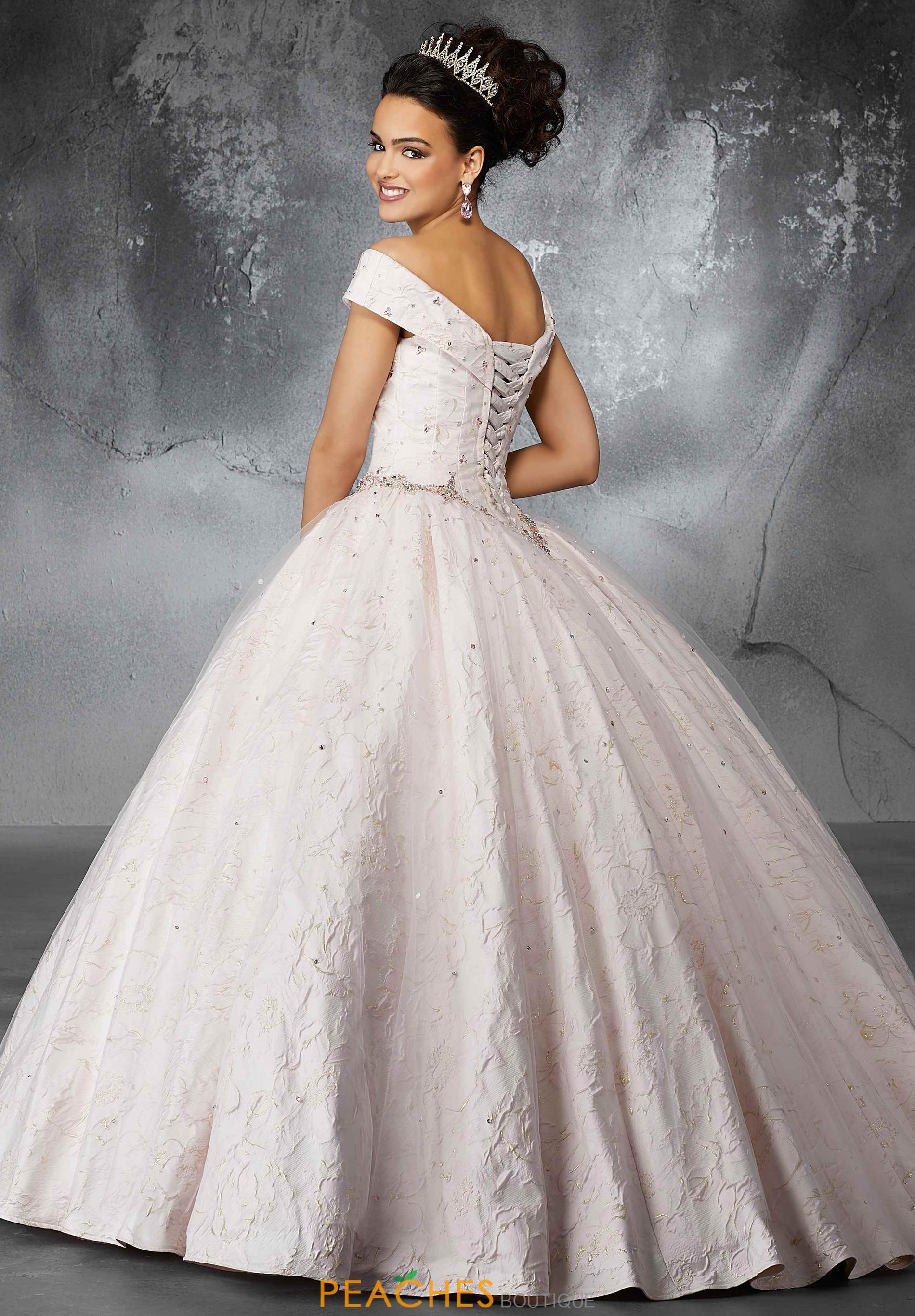 Mori Lee Pink Size 16 Corset Sweet 16 Pageant Quinceanera Ball gown on Queenly