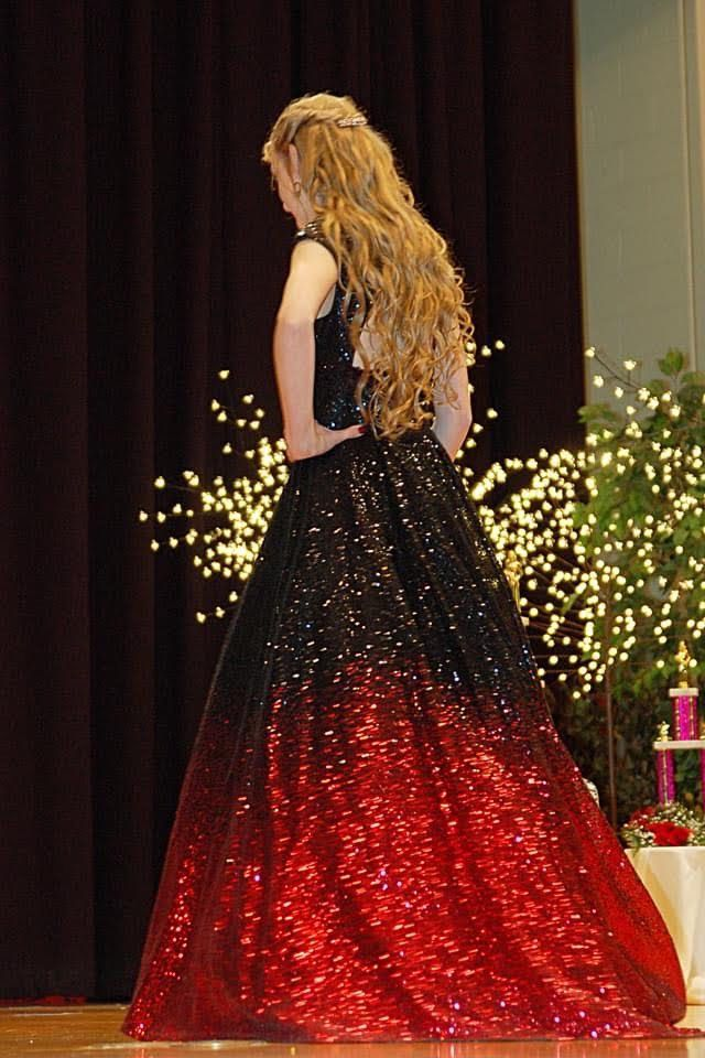 Jovani Red Size 2 Prom Pageant Jewelled Ball gown on Queenly