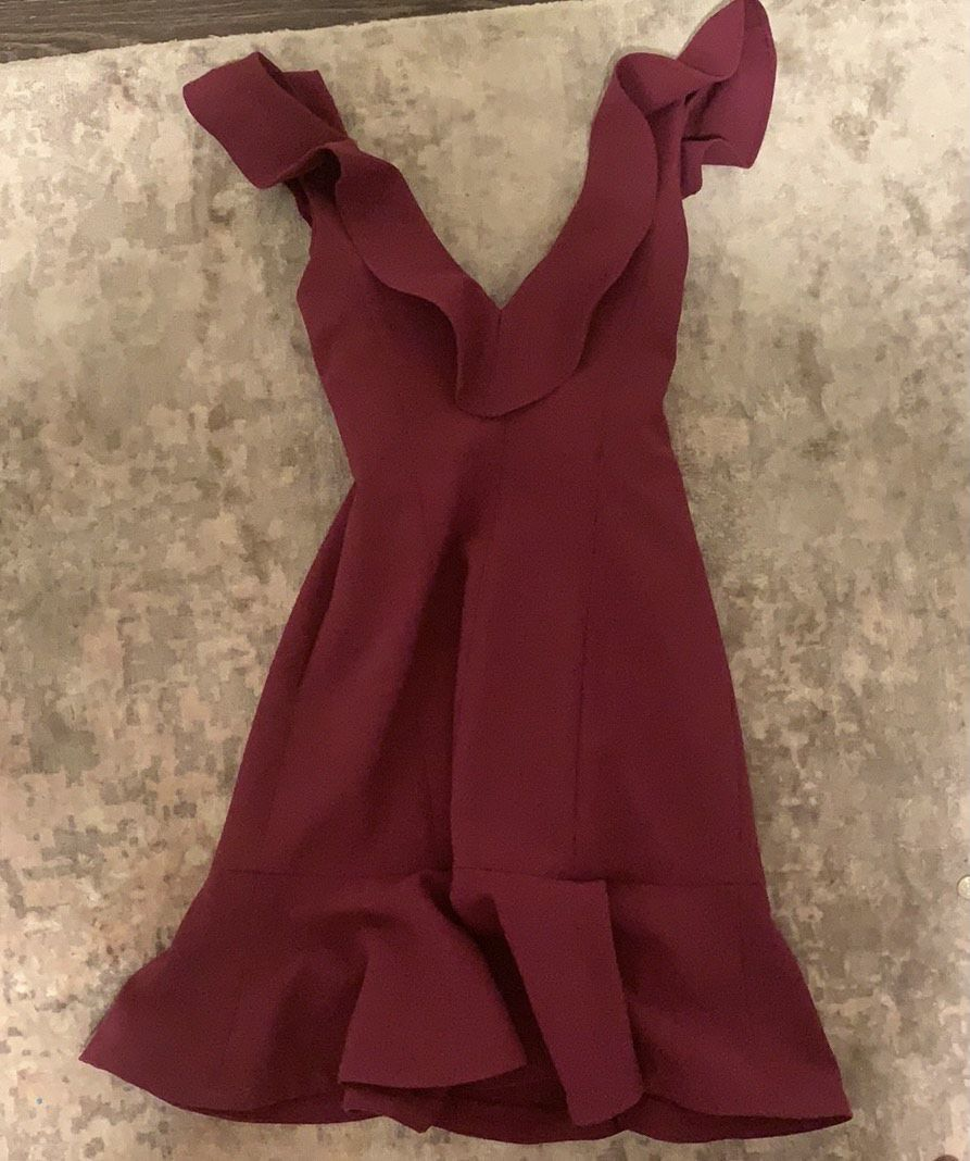 LIKELY Purple Size 4 Sorority Formal Wedding Guest Cocktail Dress on Queenly