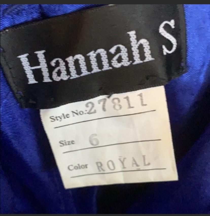 Hannah S Blue Size 6 Mini Corset Sweetheart Flare Cocktail Dress on Queenly