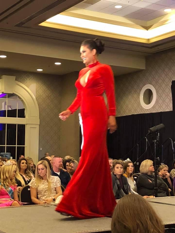Sherri hill couture Red Size 6 Prom Pageant Keyhole Mermaid Dress on Queenly