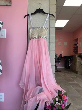 Sherri Hill Pink Size 0 Cocktail Dress on Queenly