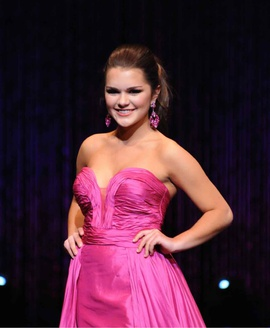 Jovani Pink Size 2  on Queenly