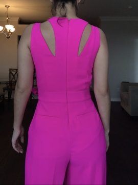 Pink Size 4 Romper/Jumpsuit Dress on Queenly
