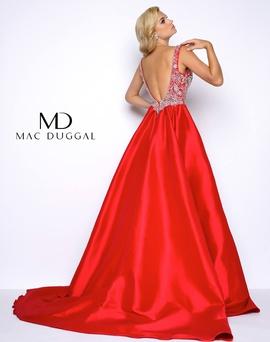 Mac Duggal Purple Size 14 Pageant Mermaid Dress on Queenly