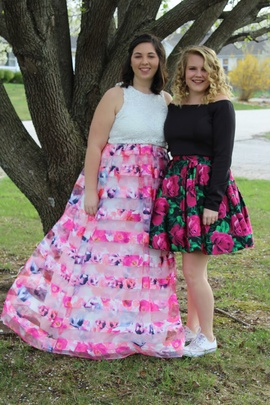 Sherri Hill Multicolor Size 10 Pockets Straight Dress on Queenly