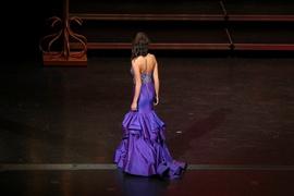 Sherri Hill Purple Size 00 Ruffles Custom Strapless Mermaid Dress on Queenly