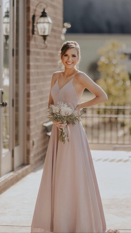 Sherri Hill Pink Size 6 A-line Dress on Queenly