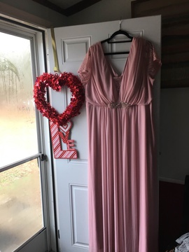 Pink Size 26 Ball gown on Queenly